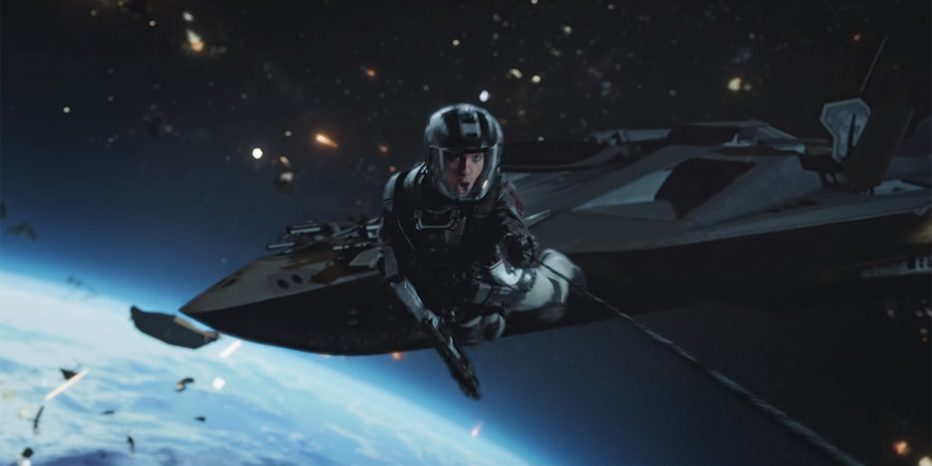 Un live action trailer pour Call of Duty®: Infinite Warfare