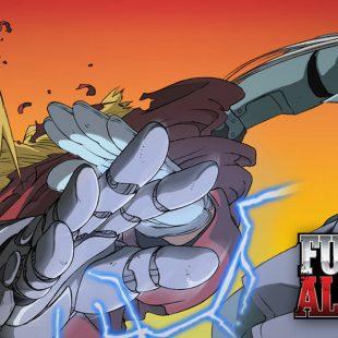 Un teaser pour le film live de Fullmetal Alchemist