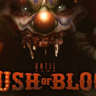 [TEST] UNTIL DAWN: RUSH OF BLOOD