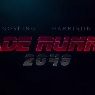 Un teaser pour Blade Runner 2049…