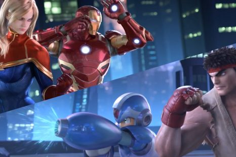 [PSX16] OMG ! Ils reviennent dans Marvel vs Capcom Infinite !