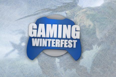 Ce week-end, assistez à la Gaming Winterfest 2017 !