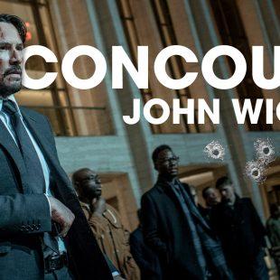 ** Concours** JOHN WICK 2