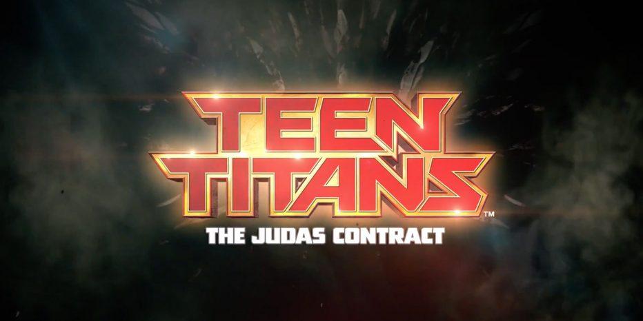 Nouveau animé DC, Teen Titans: The Judas Contract