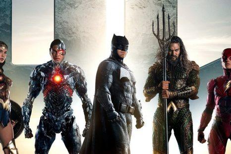 Nouvelle bande-annonce pour Justice League