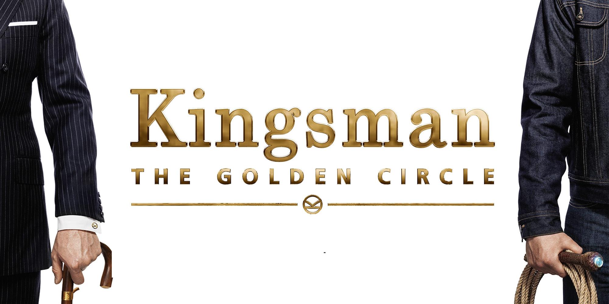 Kingsman : Le Cercle d'or dévoile son trailer... - BBBuzz