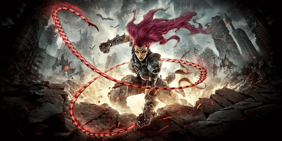 Surprise ! Voici DARKSIDERS 3