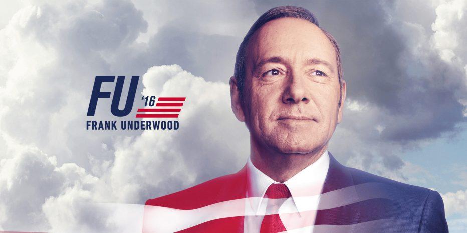 Message du Président Underwood…