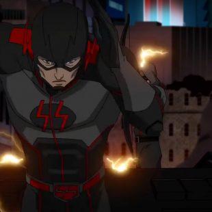 Quand Flash soutient les nazis…