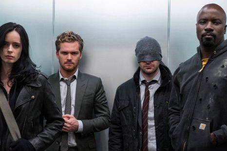 Netflix dévoile un gros trailer pour The Defenders