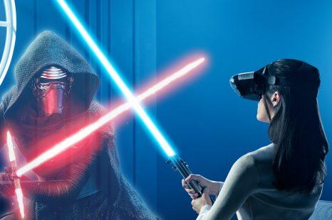 Découvrez le Star Wars™ : Jedi Challenges de Lenovo