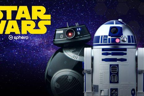 Vous allez craquer pour ces drones Star Wars…