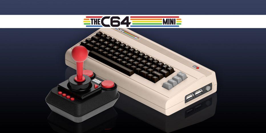 Et maintenant, le C64 Mini débarque !