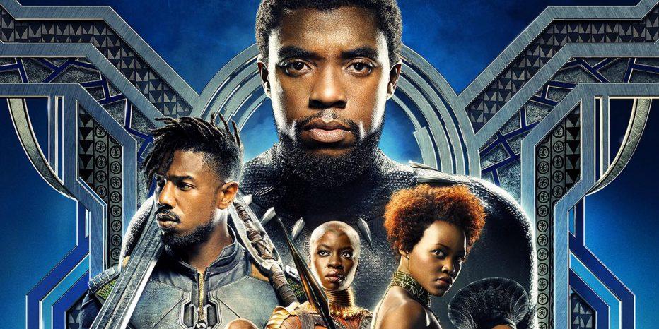 À genoux devant le Roi du Wakanda, son altesse T'Challa…