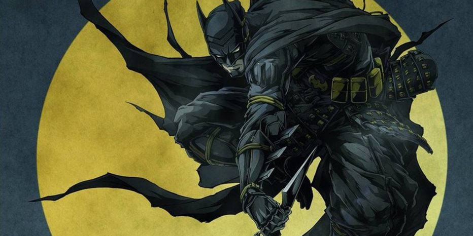 Oups, Batman devient un Ninja…