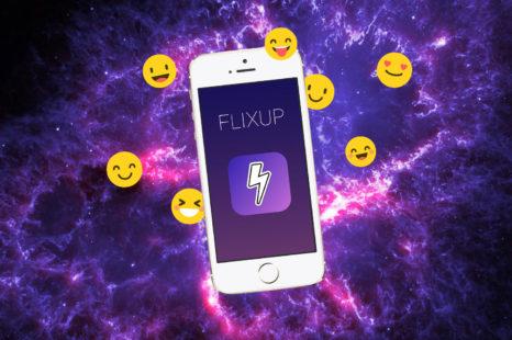 Plus de fun sur vos stories avec Flixup !