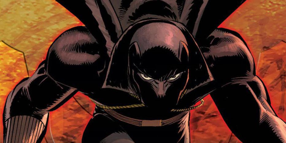 (Re)Découvrir gratuitement Black Panther – Marvel Knights Animation