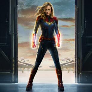 Captain Marvel débarque pour tout exploser !