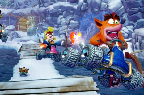 Crash Team Racing de retour sur PS4 !