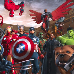 Marvel Ultimate Alliance 3 en exclu sur Switch !