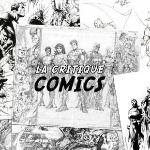 La Critique Comics : Justice League #1