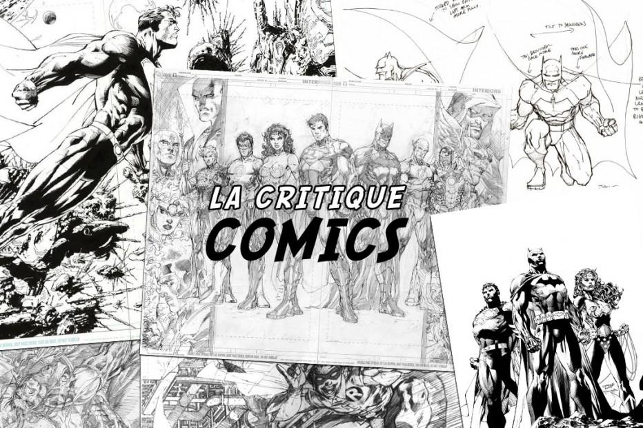 La Critique Comics : Justice League #1