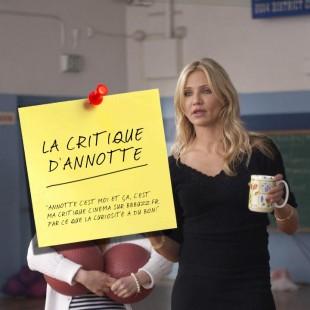 La critique d'Annotte : Bad Teacher