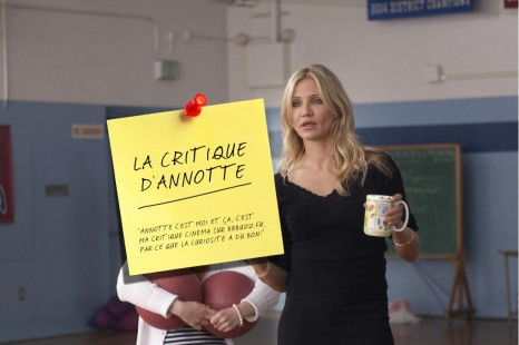 La critique d'Annotte : Bad Teacher