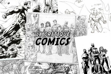 La Critique Comics : Icons de Jim Lee