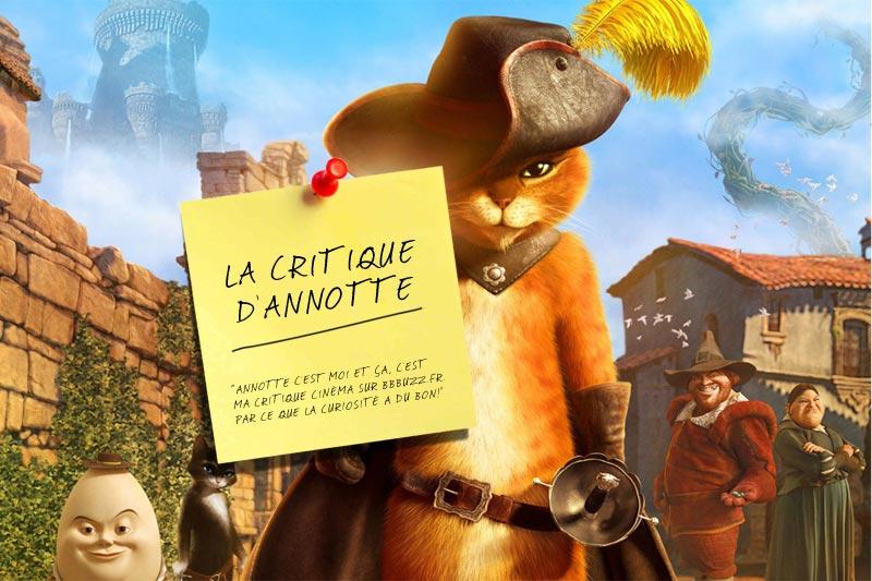 La critique d'Annotte : Le Chat Potté