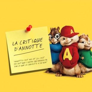 La critique d'Annotte : Alvin et les chipmunks 3