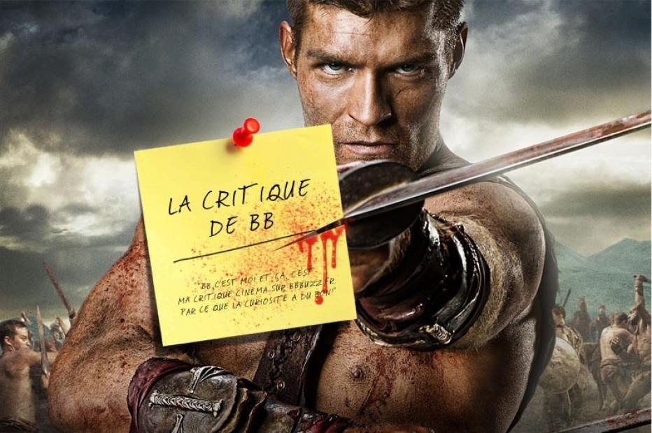 La critique de BB : Spartacus Vengeance