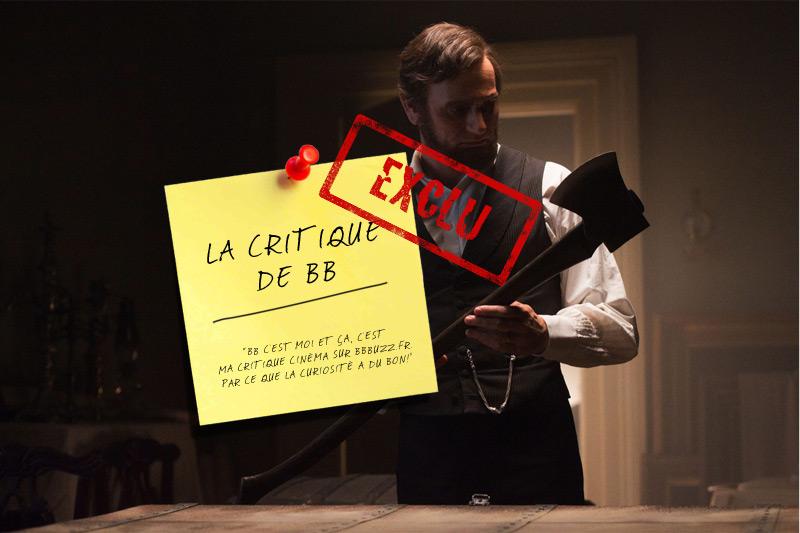 [EXCLU] La critique de BB : Abraham Lincoln Chasseur de vampires