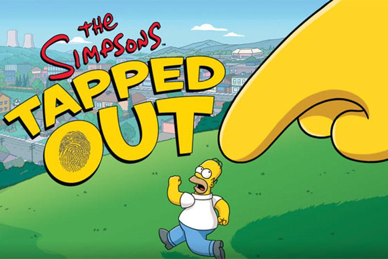 The Simpsons™: Tapped Out, enfin le retour!