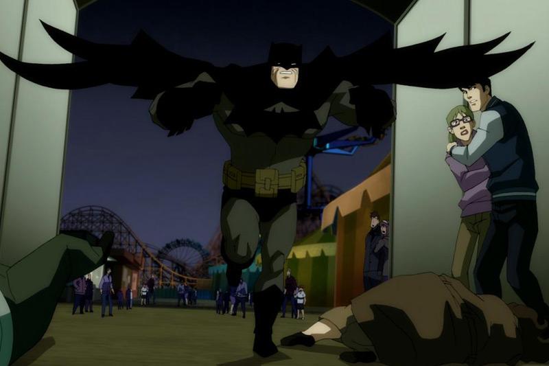 The Dark Knight Returns, part 2 : le trailer !