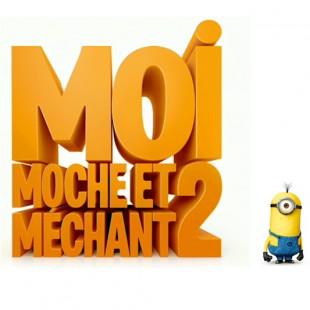 Moi, Moche et Méchant 2.