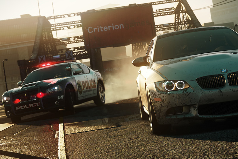 Need For Speed : Most Wanted !!!