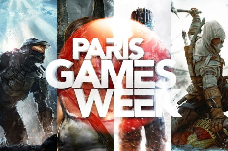 [PGW] Paris Games Week 2012, ça commence aujourd'hui !