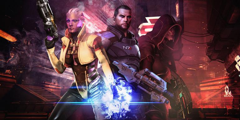 Mass Effect 3 : Omega DLC