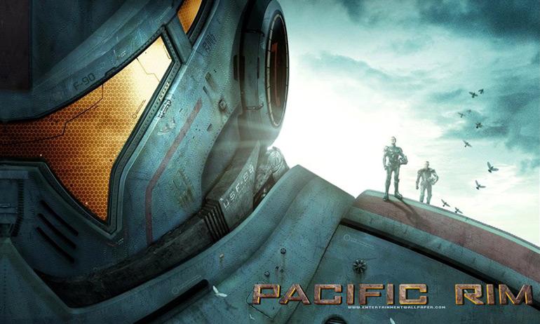 Pacific Rim : Plan du robot (Màj)