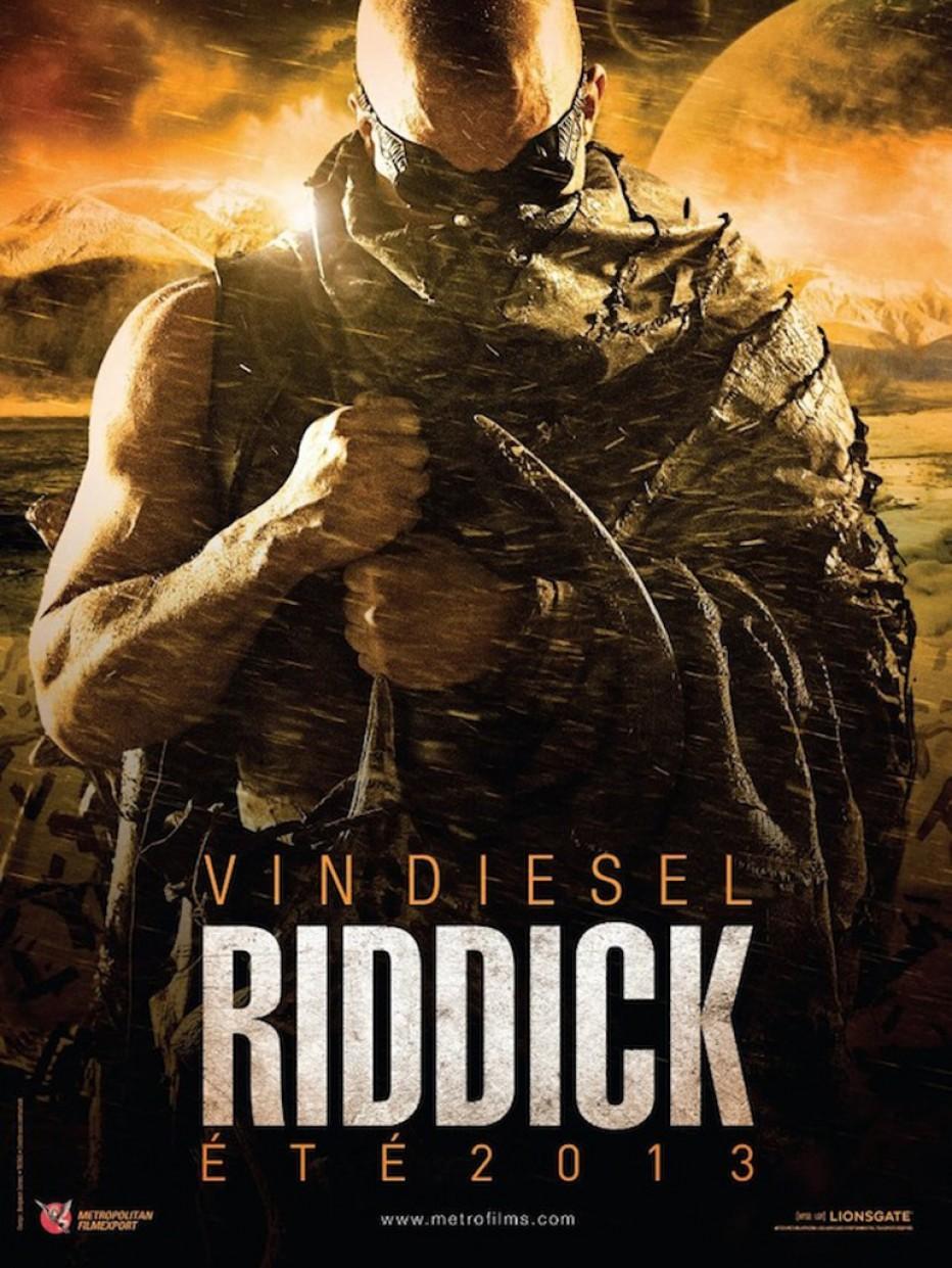 Riddick, le trailer!
