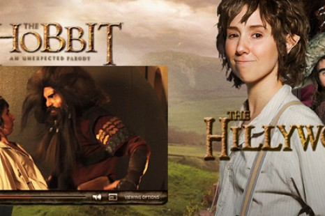 The Hobbit : La parodie