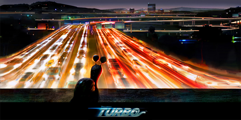 Turbo, le teaser trailer