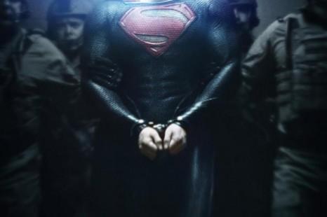 Man Of Steel, nouveau poster