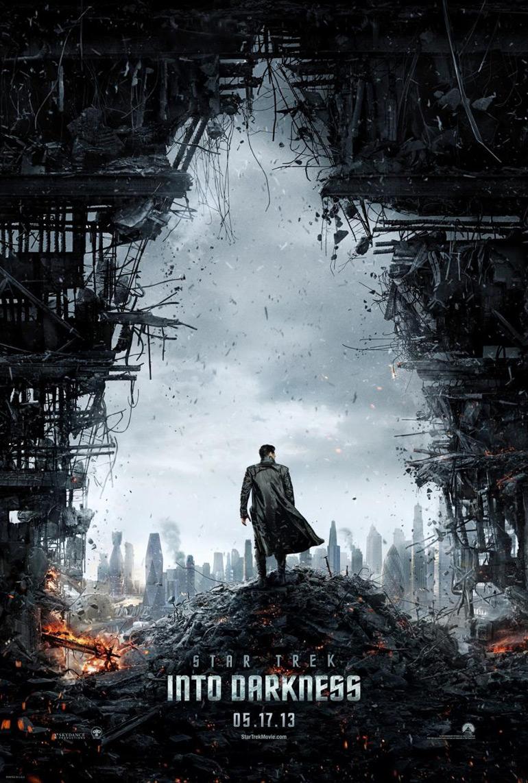 EXCLU : 9 premières minutes en IMAX de Star Trak Into Darkness !!!