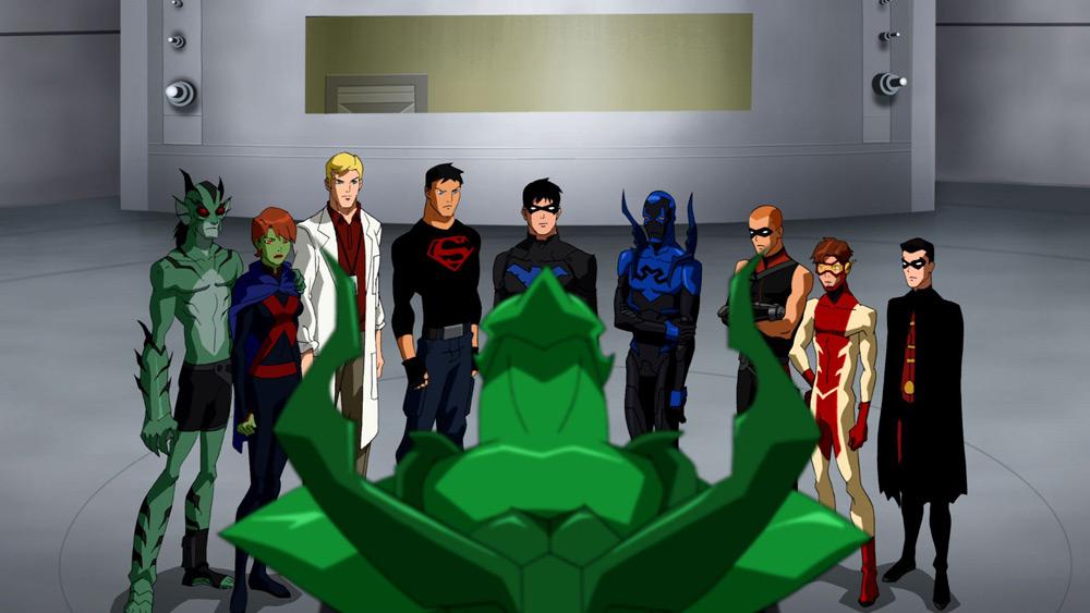 Young Justice : Aperçu de l'épisode 13 de la saison 2.