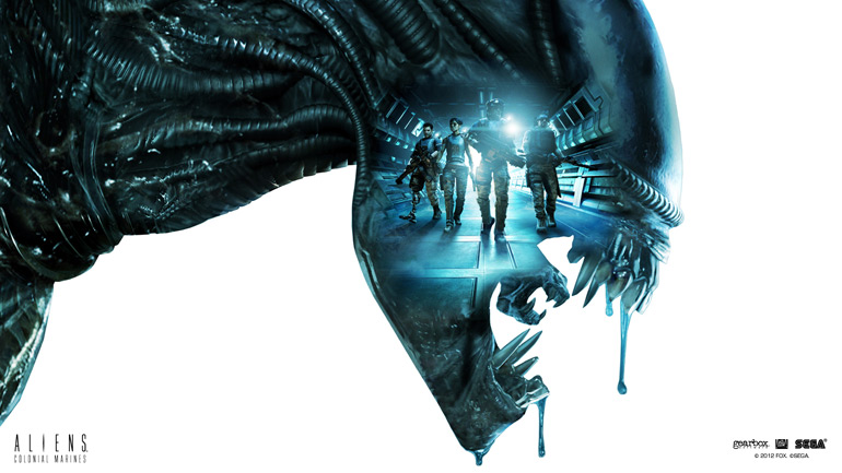 Aliens : Colonial Marines, Kick Ass Trailer