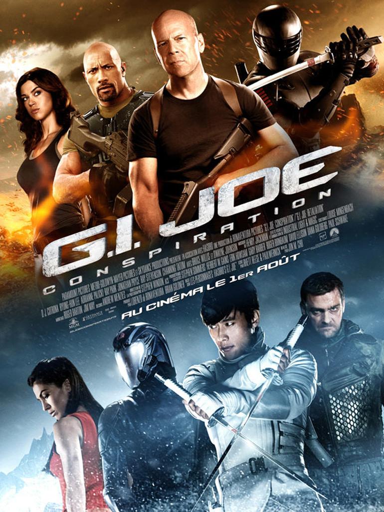 Une nouvelle vidéo preview pour G.I. Joe: Retaliation