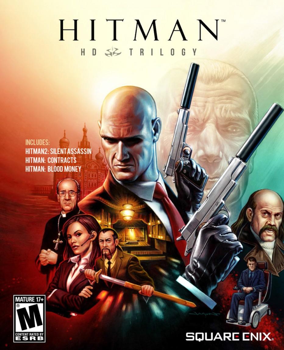 Hitman Hd Trilogy sort demain!