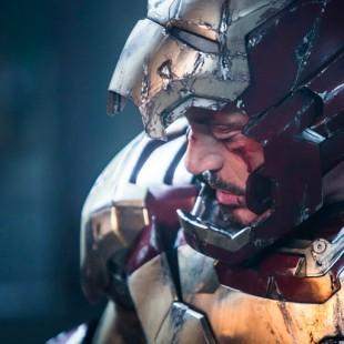 Vidéos de tournage pour Iron Man 3